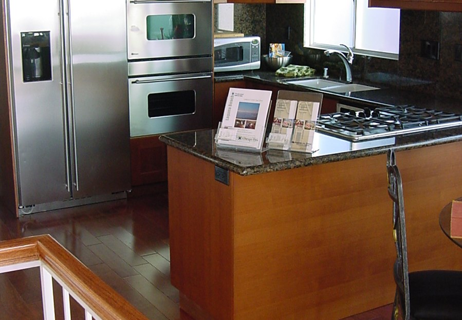 Custom cabinets or stock cabinets installed by a 39 s for Residential cabinets