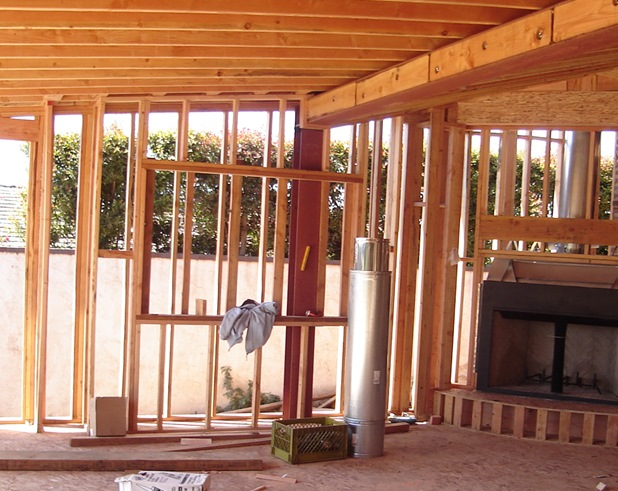 Framing new construction , remodeling and addition projects by A\'s ...